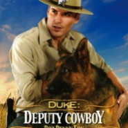 Duke: Deputy Cowboy by Roz Denny Fox (Harts of Rodeo #3)