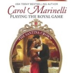 Review: Playing the Royal Game by Carol Marinelli
