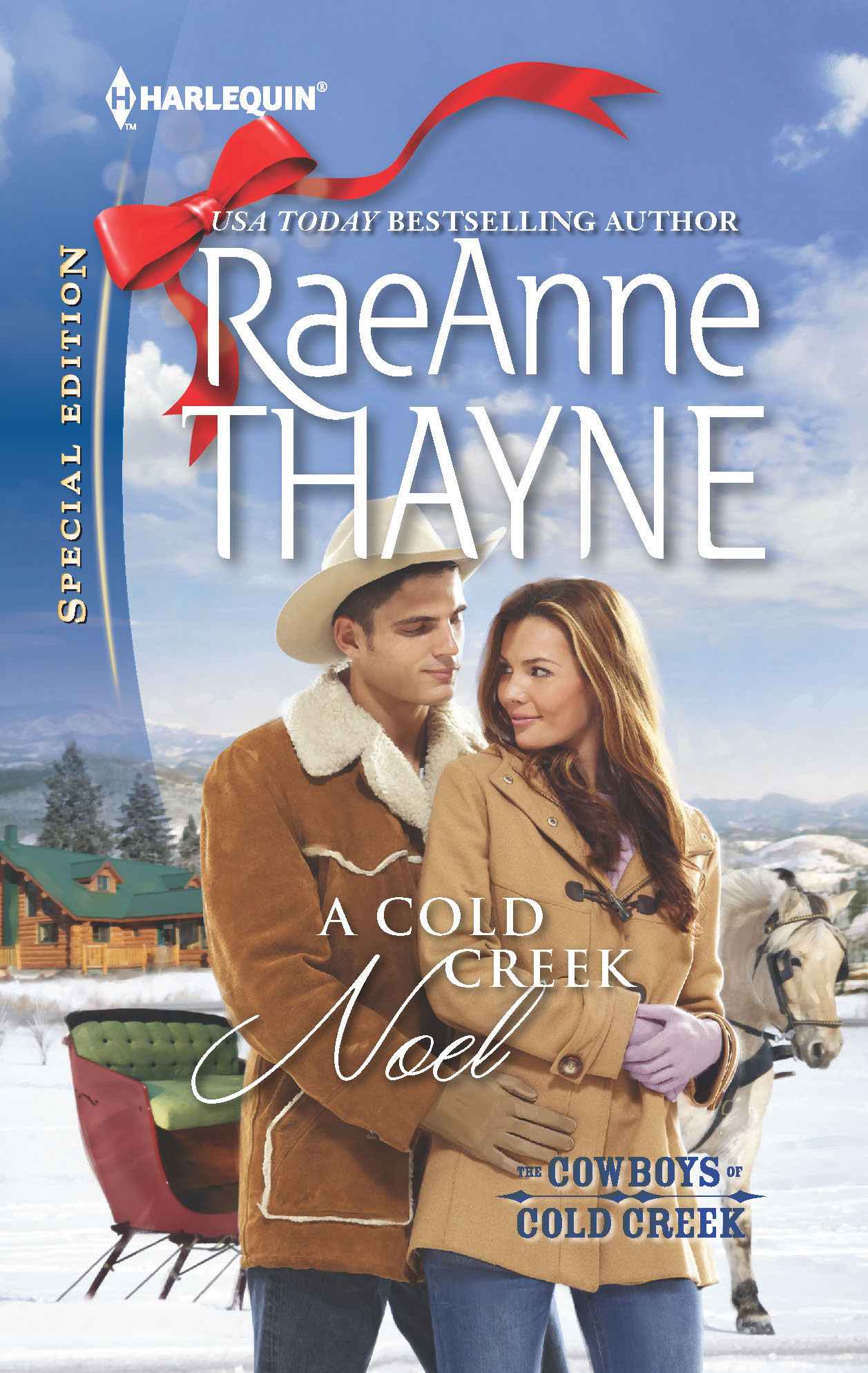 Review: A Cold Creek Noel by RaeAnne Thayne | Harlequin Junkie ...