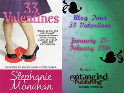 33 Valentines Banner
