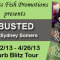 Spotlight & Giveaway: Busted by Sydney Somers