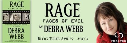 Spotlight & Giveaway: RAGE by Debra Webb