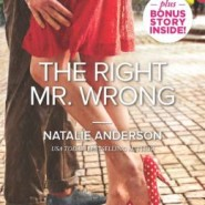 REVIEW: The Right Mr. Wrong by Natalie Anderson