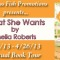 Spotlight & Giveaway: What She Wants by Sheila Roberts