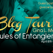 Spotlight & Giveaway: Rules of Entanglement by Gina L. Maxwell