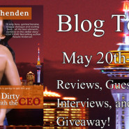 Spotlight & Giveaway: Talking Dirty with the CEO by Jackie Ashenden