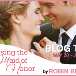 Spotlight & Giveaway: Kissing the Maid of Honor by Robin Bielman