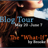 Spotlight & Giveaway: The What If Guy by Brooke Moss