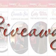 Giveaway: Win Harlequin Presents bundle