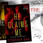 Spotlight & Giveaway: The Seen Trilogy by Cynthia Sax