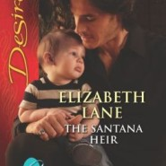 REVIEW: The Santana Heir by Elizabeth Lane