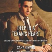 REVIEW: Deep in a Texan's Heart by by Sara Orwig