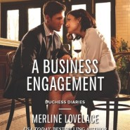 REVIEW: A Business Engagement by Merline Lovelace