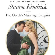 REVIEW: The Greek's Marriage Bargain by Sharon Kendrick