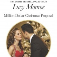 REVIEW: Million Dollar Christmas Proposal by Lucy Monroe