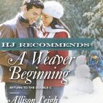 REVIEW: A Weaver Beginning by Allison Leigh