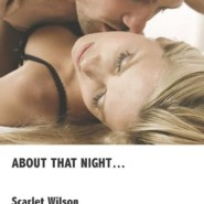 REVIEW: About Last Night by Scarlet Wilson