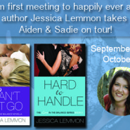 Spotlight & Giveaway: Hard to Handle by Jessica Lemmon
