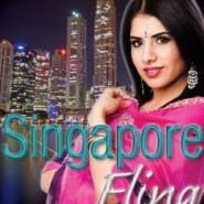 REVIEW: Singapore Fling by Alexia Adams
