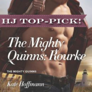 REVIEW: The Mighty Quinns: Rourke (The Mighty Quinns #25) by Kate Hoffmann