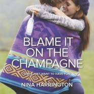 REVIEW: Blame It on the Champagne by Nina Harrington