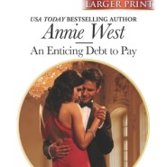 REVIEW: An Enticing Debt to Pay by Annie West