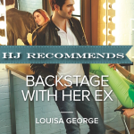 REVIEW: Backstage with Her Ex by Louisa George
