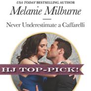 REVIEW: Never Underestimate A Caffarelli by Melanie Milburne