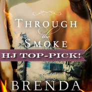 REVIEW: Through the Smoke by Brenda Novak