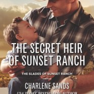 REVIEW: The Secret Heir of Sunset Ranch by Charlene Sands