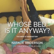 REVIEW: Whose Bed Is It Anyway? by Natalie Anderson