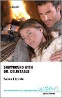 REVIEW: Snowbound With Dr. Delectable by Susan Carlisle