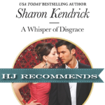 REVIEW: A Whisper of Disgrace by Sharon Kendrick