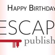 Spotlight & Giveaway: Escape Publishing's first birthday!