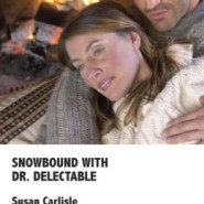 Spotlight & Giveaway: Snowbound with Dr. Delectable by Susan Carlisle