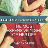 REVIEW: The Most Expensive Night of Her Life by Amy Andrews