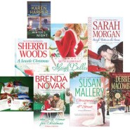 Box-O-Books #Giveaway: Harlequin Holiday Titles!