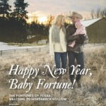REVIEW: Happy New Year, Baby Fortune by Leanne Banks