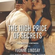 REVIEW: The High Price of Secrets by Yvonne Lindsay