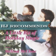 REVIEW: A Little Bit of Holiday Magic by Melissa McClone