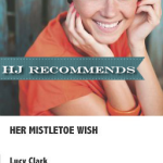 REVIEW: Her Mistletoe Wish by Lucy Clark