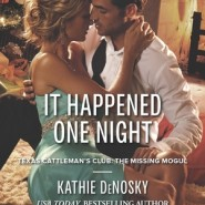 REVIEW: It Happened One Night by Kathie DeNosky