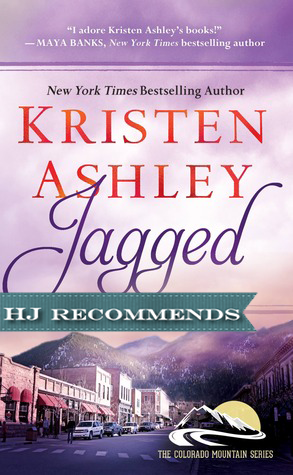 Review Jagged By Kristen Ashley Harlequin Junkie Blogging About