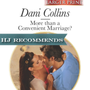 REVIEW: More than a Convenient Marriage? by Dani Collins