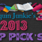 Harlequin Junkie's Top Picks of 2013!