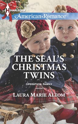 The-SEAL's-Christmas-Twins-by-Laura-Altom
