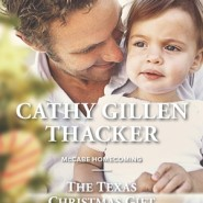 REVIEW: The Texas Christmas Gift by Cathy Gillen Thacker