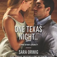 REVIEW: One Texas Night…by Sara Orwig