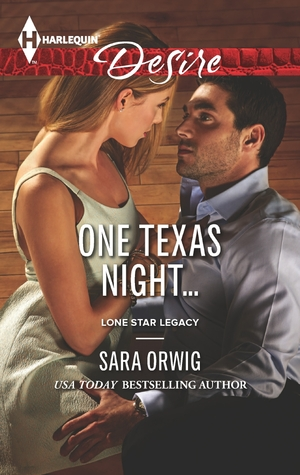 REVIEW: One Texas Night…by Sara Orwig | Harlequin Junkie | Blogging