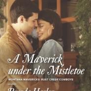 REVIEW: A Maverick under the Mistletoe by Brenda Harlen